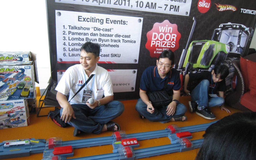 Diecast Collector Gathering & Mini Fair di Toys Kingdom