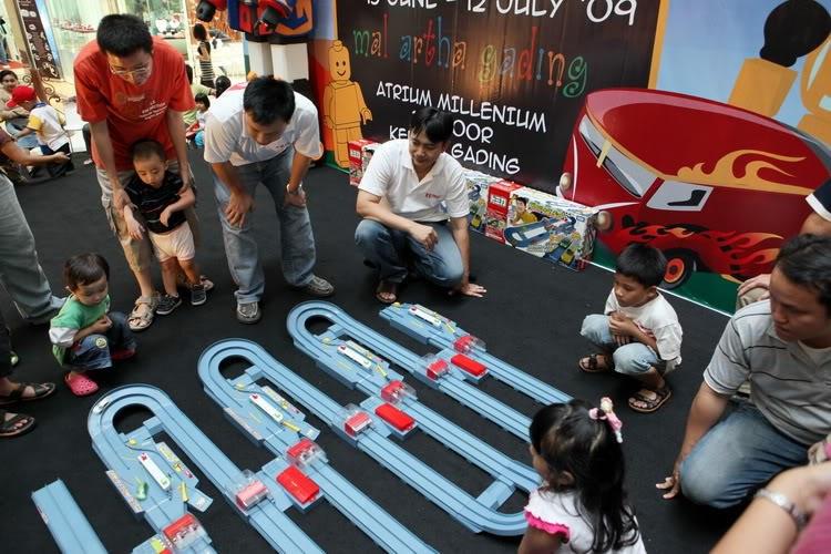 Event TFCI Mal Artha Gading 2009